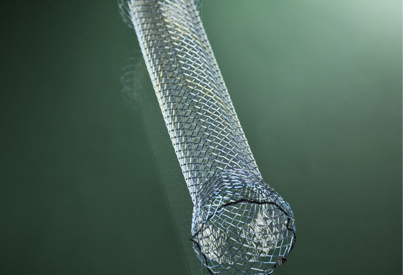 - Gastroenterology - General surgery  SELF – EXPANDABLE ESOPHAGEAL STENT